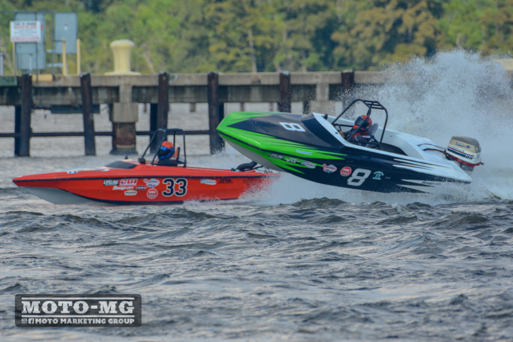 NGK F1 Powerboat Championship Orange, TX Tri Hulls 2018 MOTO Marketing Group-26