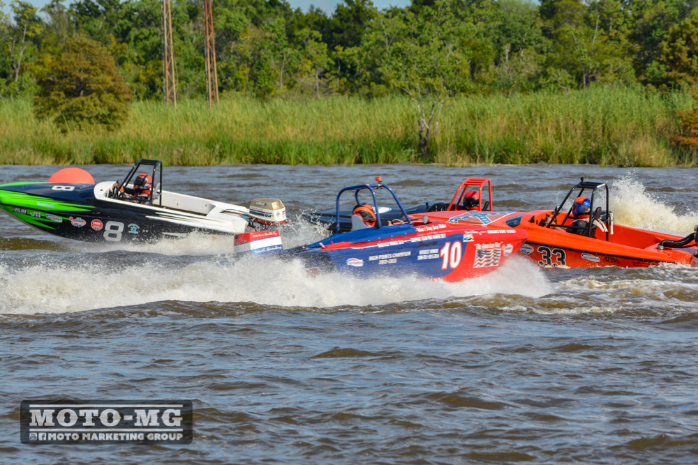 NGK F1 Powerboat Championship Orange, TX Tri Hulls 2018 MOTO Marketing Group-27