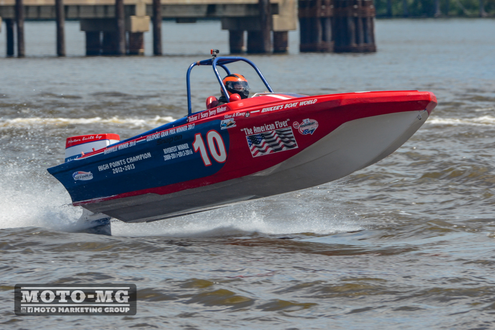 NGK F1 Powerboat Championship Orange, TX Tri Hulls 2018 MOTO Marketing Group-3