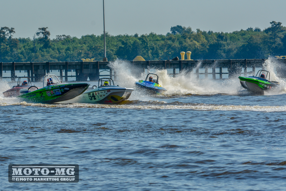 NGK F1 Powerboat Championship Orange, TX Tri Hulls 2018 MOTO Marketing Group-32