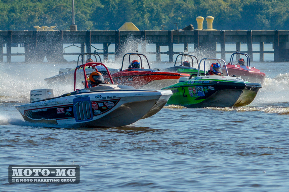 NGK F1 Powerboat Championship Orange, TX Tri Hulls 2018 MOTO Marketing Group-34