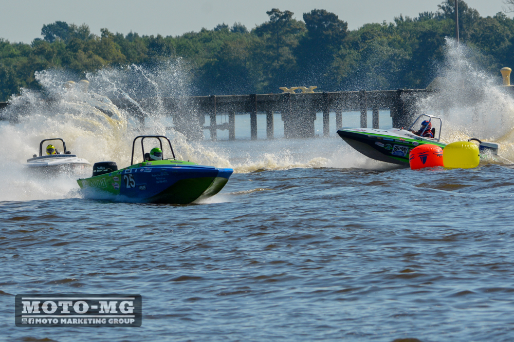 NGK F1 Powerboat Championship Orange, TX Tri Hulls 2018 MOTO Marketing Group-36