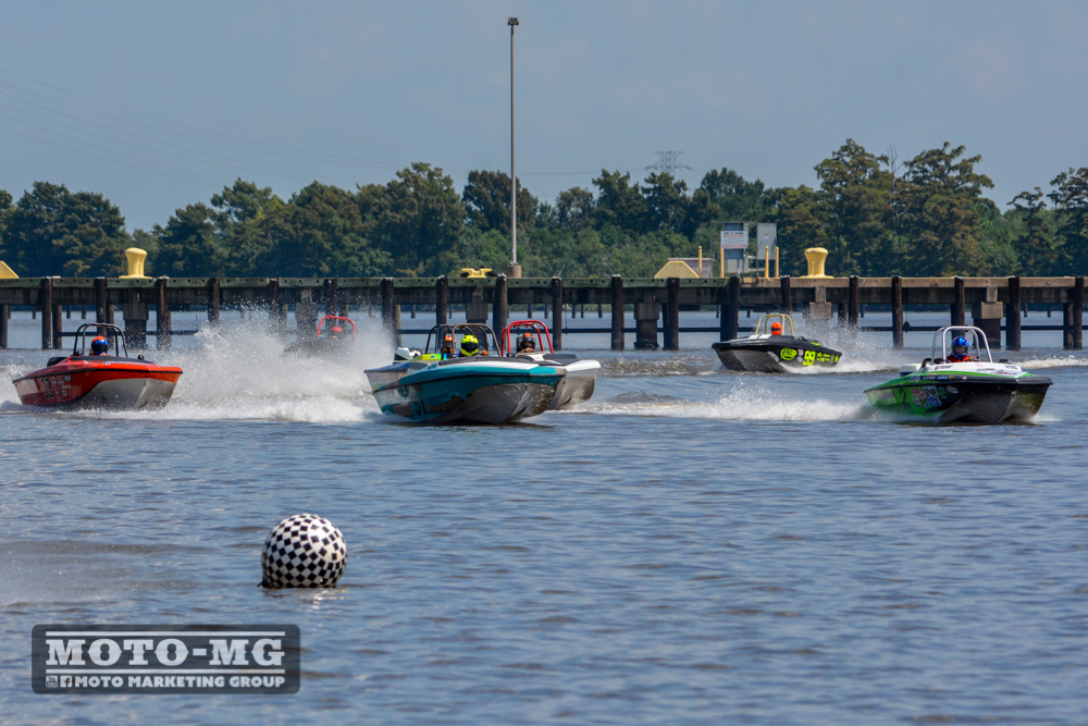 NGK F1 Powerboat Championship Orange, TX Tri Hulls 2018 MOTO Marketing Group-43