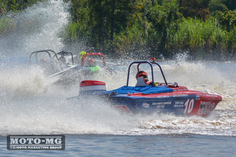 NGK F1 Powerboat Championship Orange, TX Tri Hulls 2018 MOTO Marketing Group-44