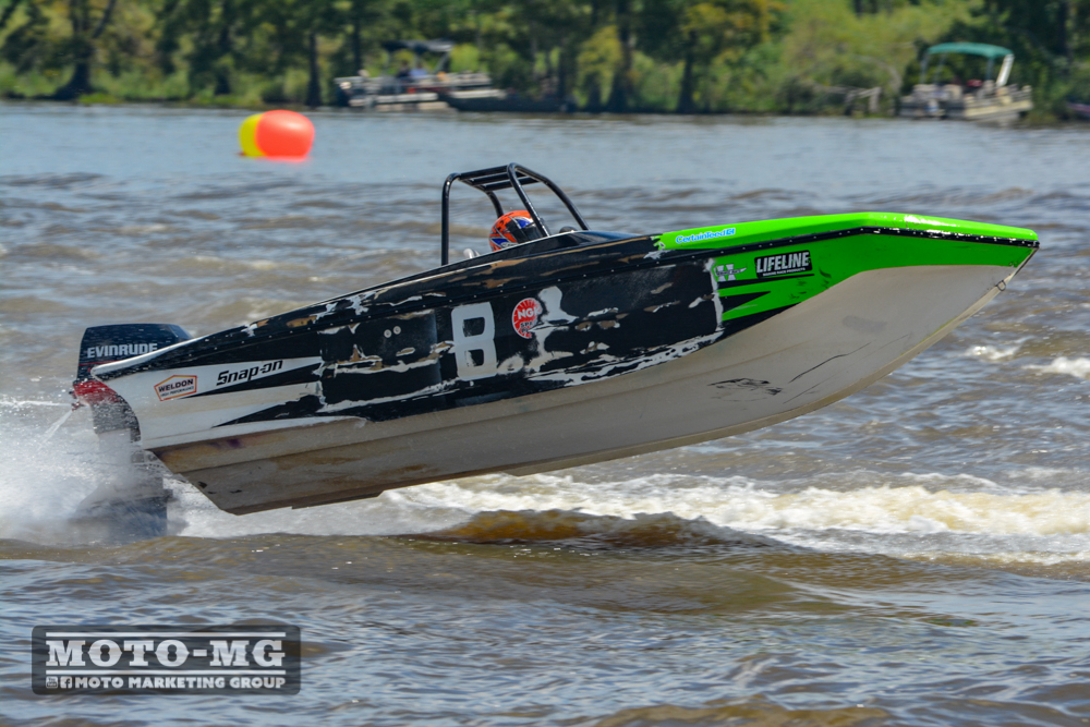 NGK F1 Powerboat Championship Orange, TX Tri Hulls 2018 MOTO Marketing Group-5