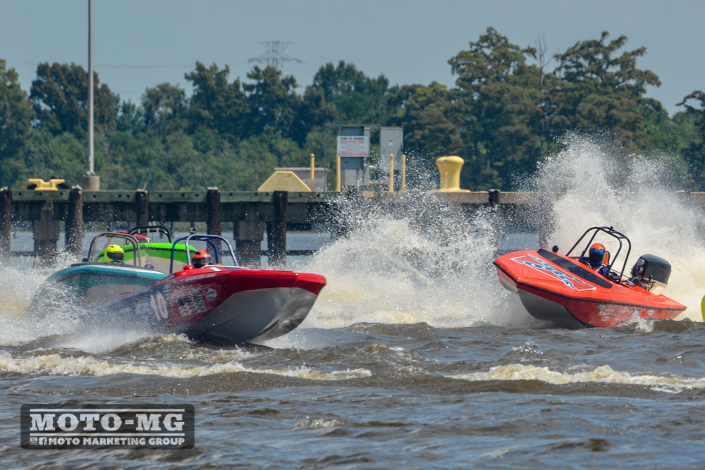 NGK F1 Powerboat Championship Orange, TX Tri Hulls 2018 MOTO Marketing Group-51
