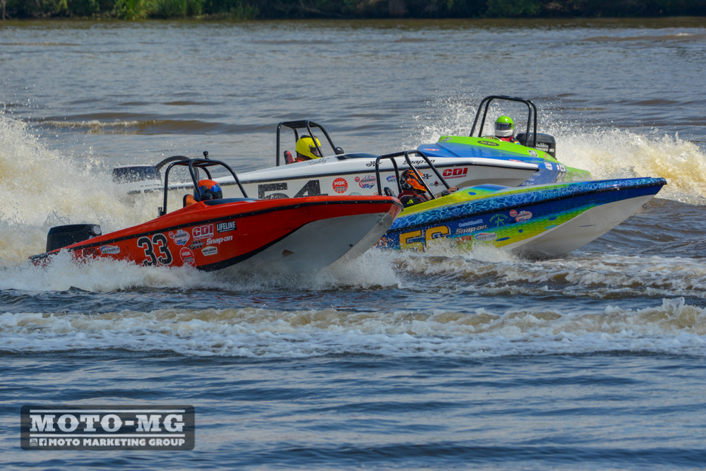 NGK F1 Powerboat Championship Orange, TX Tri Hulls 2018 MOTO Marketing Group-52