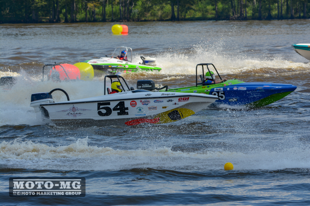 NGK F1 Powerboat Championship Orange, TX Tri Hulls 2018 MOTO Marketing Group-55