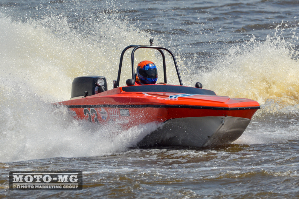NGK F1 Powerboat Championship Orange, TX Tri Hulls 2018 MOTO Marketing Group-58
