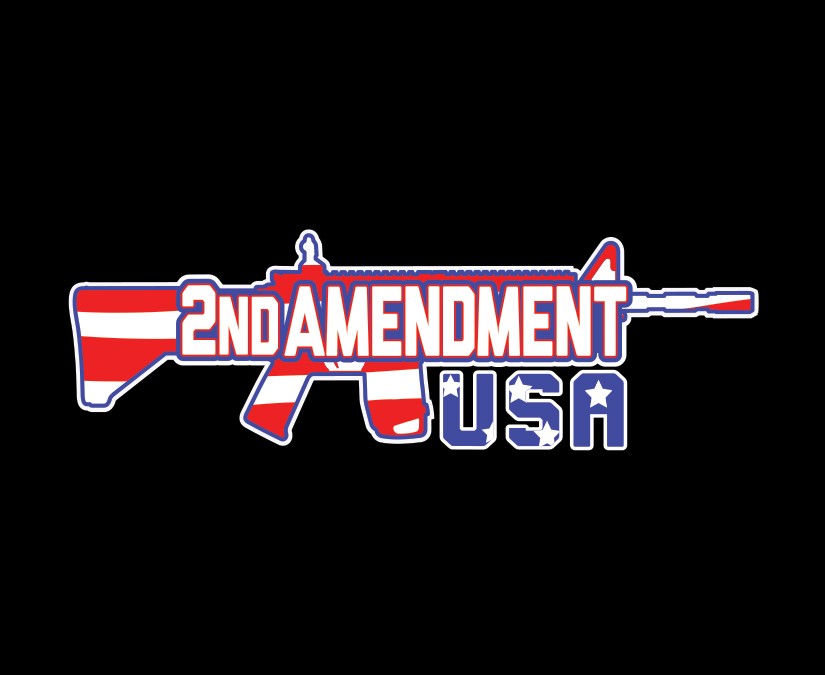 2nd Amendment USA Logo by MOTO Marketing Group