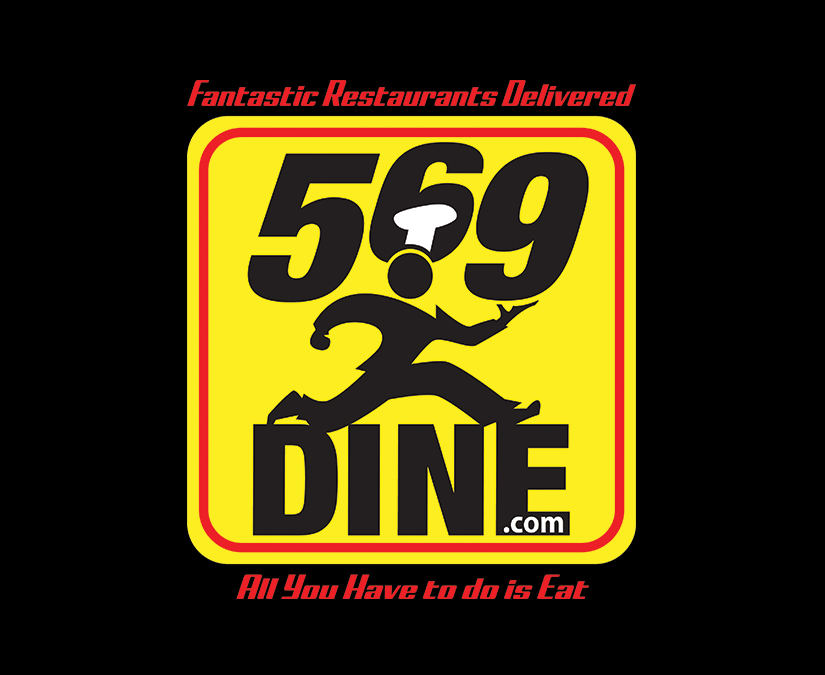 569 Dine Logo by MOTO Marketing Group