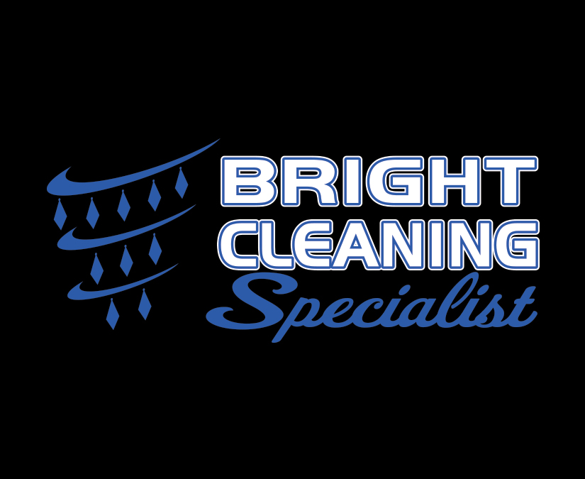 Bright Cleaning Specialist Logo by MOTO Marketing Group