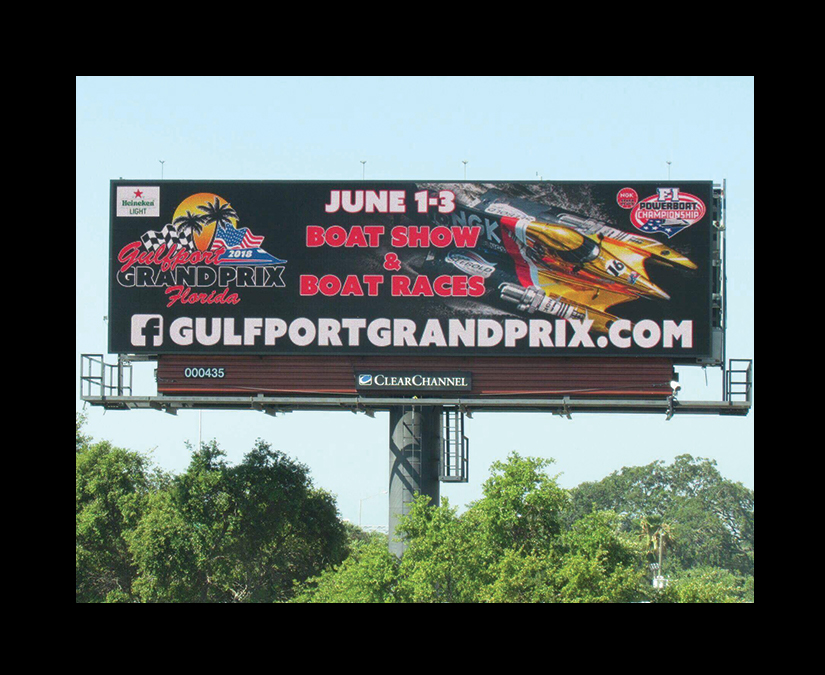 Event Billboards by MOTOMarketingGroup