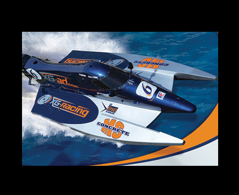 F1 Boat by MOTO Marketing Group