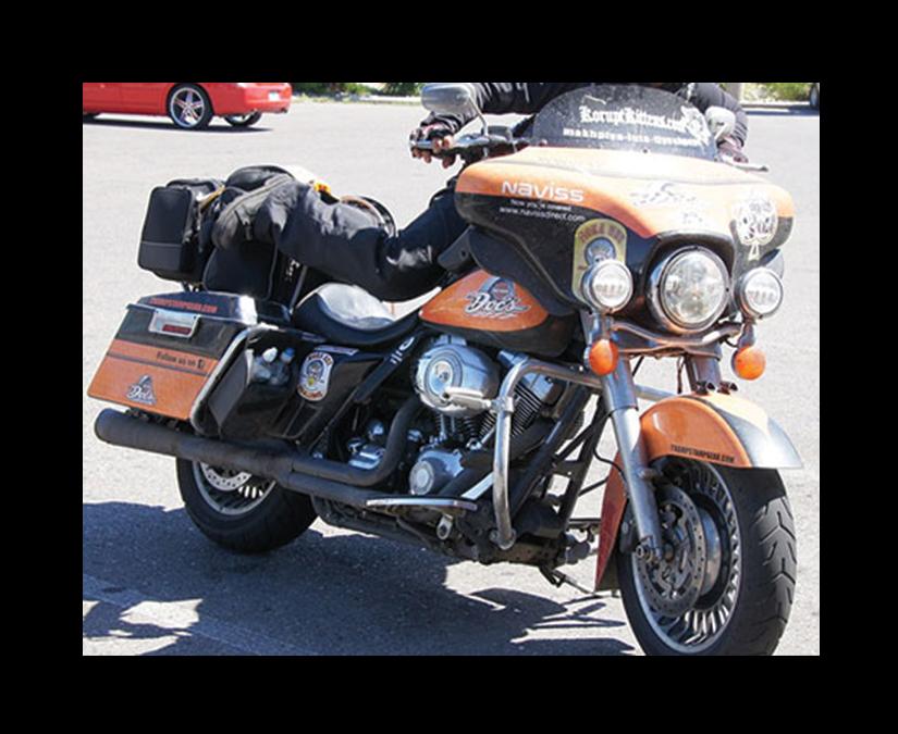 Harley Davidson Wrap Design by MOTO Marketing Group