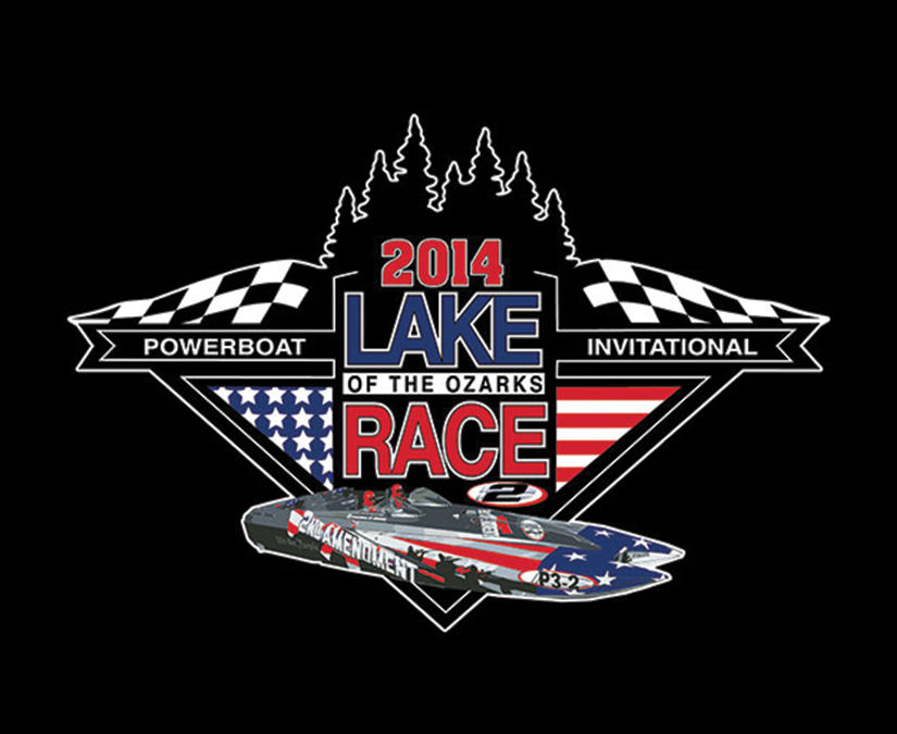 Lake Race Logo 2014 by MOTO Marketing Group