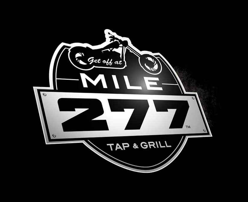 Mile 277 Logo by MOTO Marketing Group