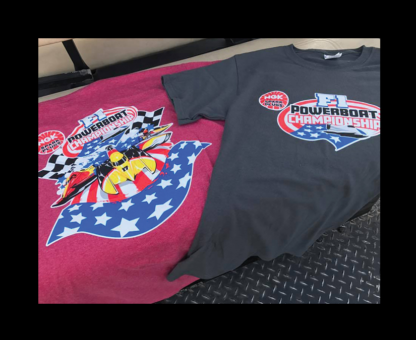 Race Event Series Shirts Branding by MOTOMarketingGroup
