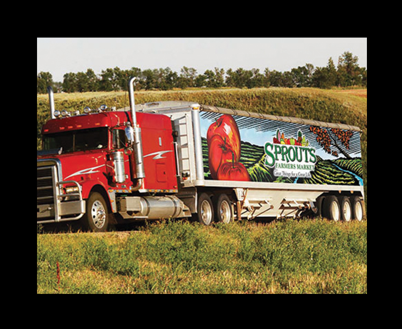 Sprouts Trailer Design by MOTO Marketing Group