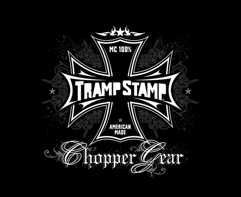 Trampstamp Gear Logo by MOTO Marketing Group