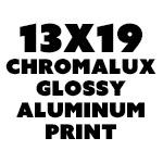 13 x 19 Metallic Gallery Paper Print $40