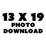 300dpi 13 x 19 Photo Download - $20