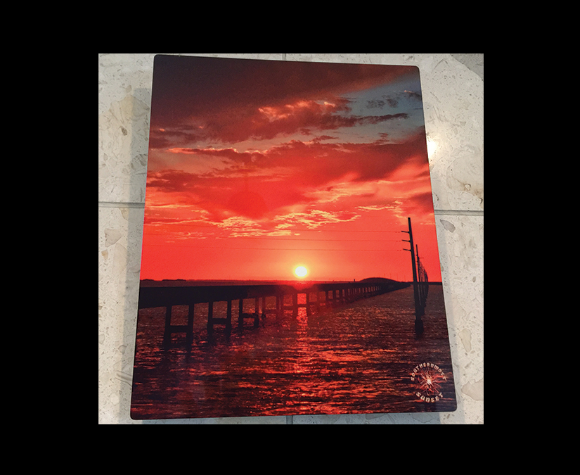 Sublimated Metal Print by MOTO Marketing Group