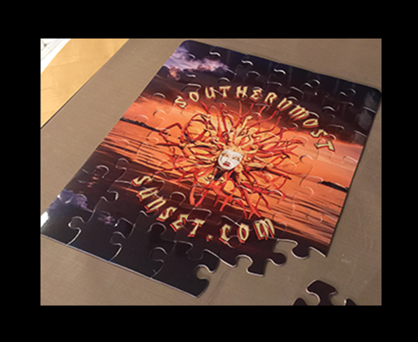 Sublimation Printed Puzzle by MOTO Marketing Group-1