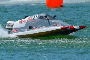 Formula One Boat Racing NGK F1PC FLight Springfield Ohio MOTO Marketing Group 54