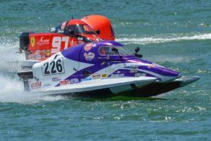 Formula One Boat Racing NGK F1PC FLight Springfield Ohio MOTO Marketing Group 55