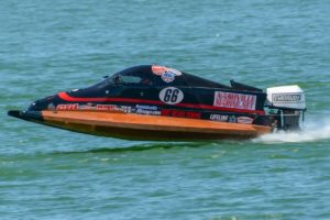 Formula One Boat Racing NGK F1PC FLight Springfield Ohio MOTO Marketing Group 57