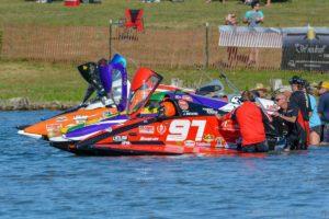 Formula One Boat Racing NGK F1PC FLight Springfield Ohio MOTO Marketing Group 62