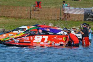 Formula One Boat Racing NGK F1PC FLight Springfield Ohio MOTO Marketing Group 63