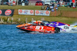 Formula One Boat Racing NGK F1PC FLight Springfield Ohio MOTO Marketing Group 65
