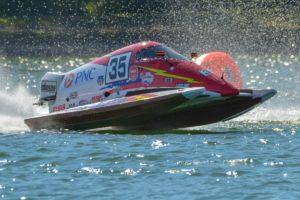 Formula One Boat Racing NGK F1PC FLight Springfield Ohio MOTO Marketing Group 76