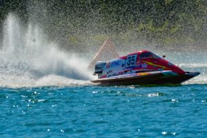 Formula One Boat Racing NGK F1PC FLight Springfield Ohio MOTO Marketing Group 77