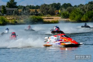 MOTO Marketing Group 2019 NGK F1PC Colorado F Lights 52
