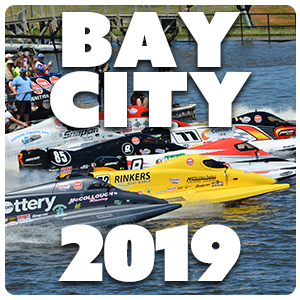 2019 NGK Formula One Powerboat Championship - Bay City, Michigan