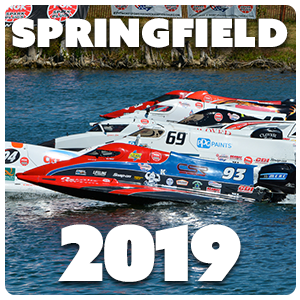 2019 NGK Formula One Powerboat Championship - Springfield, Ohio