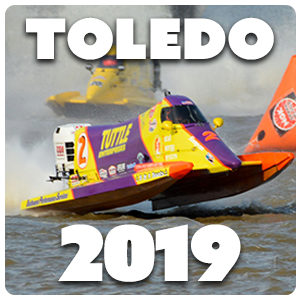 2019 NGK Formula One Powerboat Championship - Toledo Ohio
