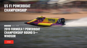 Formula-One-Boat-Racing-NGK-Formula-One-Powerboat-Championship-On-Demand-Television-Banner
